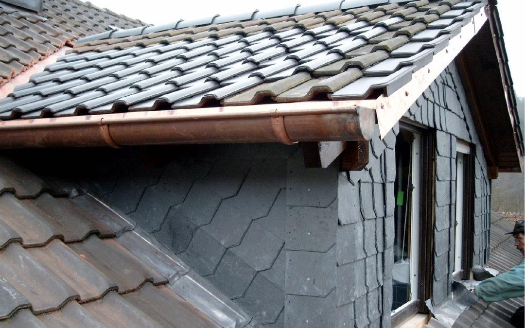 Erweiterung eines Dachstuhls: Dachgaube